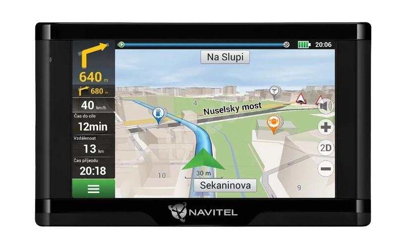 NAVITEL E500 Magnetic для авто