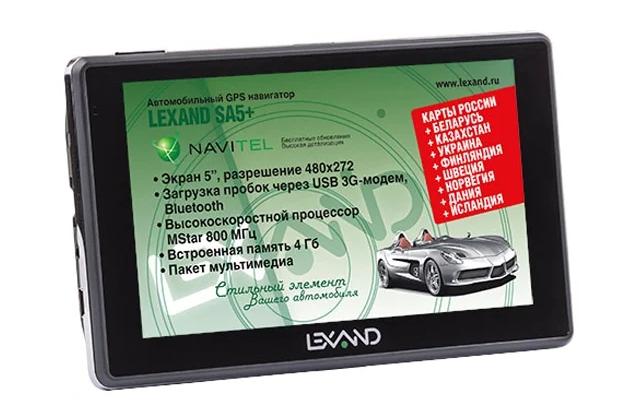 LEXAND SA5+ для авто