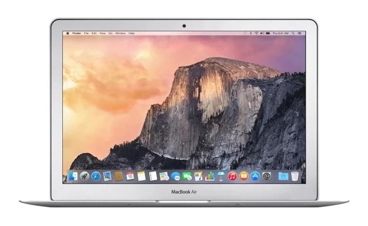 """Apple MacBook Air 13 Mid 2017 (Intel Core i5 1800 MHz/13.3""""/1440x900/8Gb/128Gb SSD/DVD нет/Intel HD Graphics 6000/Wi-Fi/Bluetooth/MacOS X) от Эппл"""