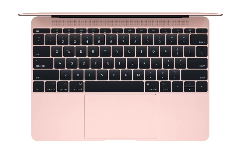 Apple модель ноутбука MacBook Mid 2017