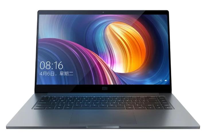 китайский Xiaomi Mi Notebook Pro 15.6