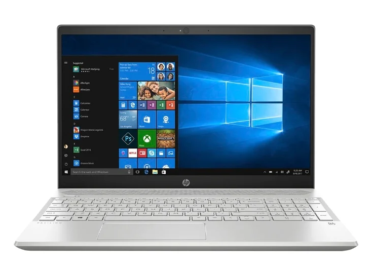 "HP PAVILION 15-cw1004ur (AMD Ryzen 5 3500U 2100 MHz/15.6""/1920x1080/8GB/256GB SSD/DVD нет/AMD Radeon Vega 8/Wi-Fi/Bluetooth/Windows 10 Home) для учебы"
