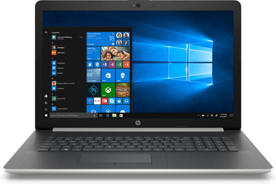 "HP 17-by1034ur (Intel Core i5 8265U 1600 MHz/17.3""/1920x1080/8GB/1000GB HDD/DVD-RW/Intel UHD Graphics 620/Wi-Fi/Bluetooth/Windows 10 Home) 17 дюймов"