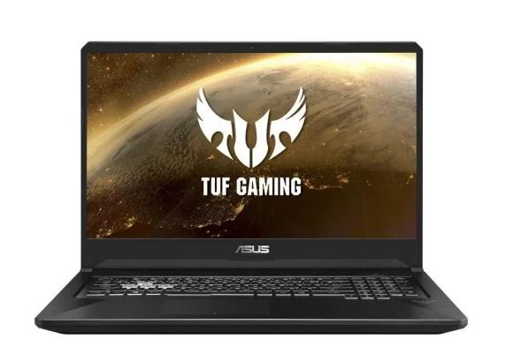 """ASUS TUF Gaming FX705DT-H7192 (AMD Ryzen 5 3550H 2100MHz/17.3""""/1920x1080/16GB/512GB SSD/DVD нет/NVIDIA GeForce GTX 1650 4GB/Wi-Fi/Bluetooth/Без ОС) 17 дюймов"""