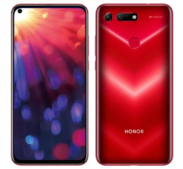 Honor View 20 8/256GB до 60
