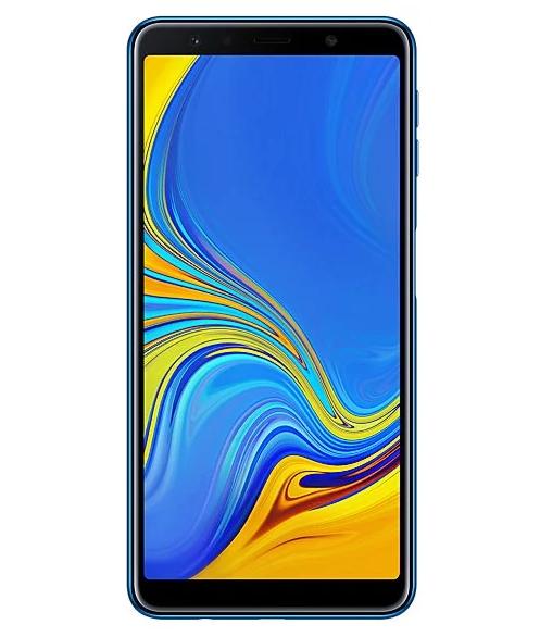 Samsung Galaxy A7 (2018) 4/64Gb с 3 камерами