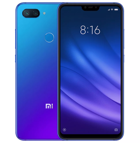 Xiaomi Mi8 Lite 6/128GB с 6 Гб ОЗУ