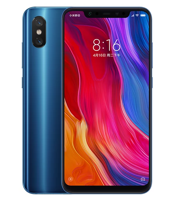 Xiaomi Mi8 6/128GB с 6 Гб