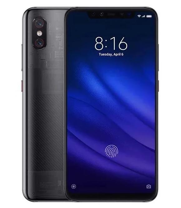 Xiaomi Mi8 Pro 8/128Gb с 8 Гб