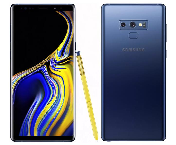 Samsung Galaxy Note 9 512 Gb с 8 Гб