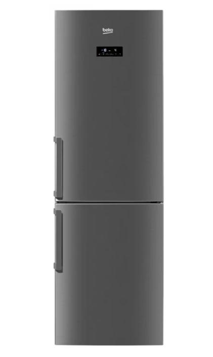 двухкамерный BEKO RCNK 321E21 X