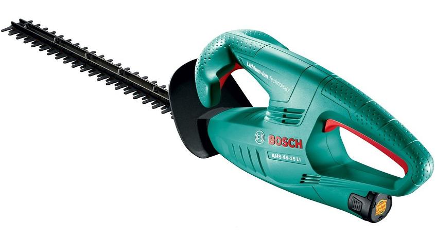 Аккумуляторный кусторез Bosch AHS 45-15 Li (0600849A00)