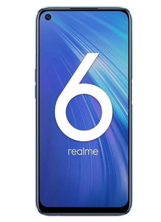 Realme 6 8/128GB с юсб