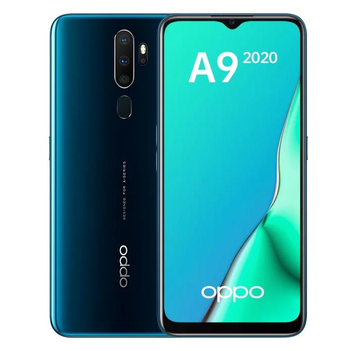 OPPO A9 (2020) 4/128GB с юсб