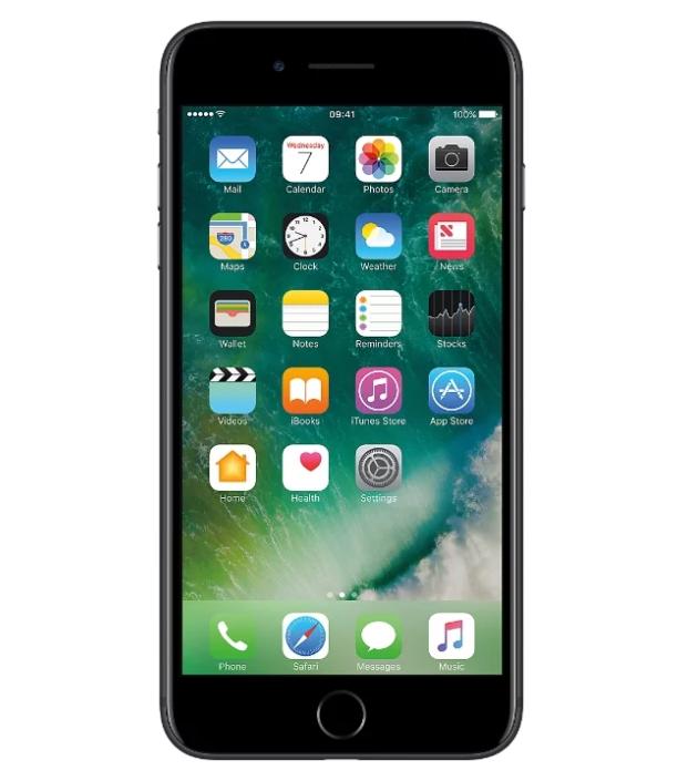 Черный Apple iPhone 7 Plus 32GB 2019