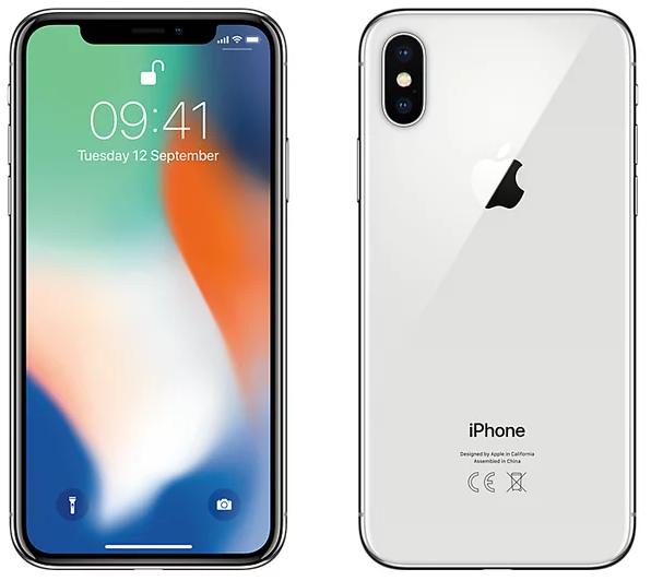 Apple iPhone X 64GB 2019