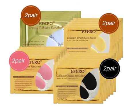 Efero Collagen Crystal eye mask