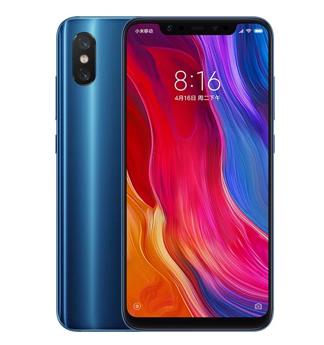 Xiaomi Mi 8 с Али