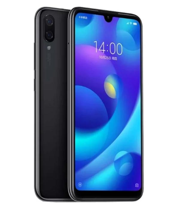 Xiaomi Mi Play 4/64GB с стабилизацией