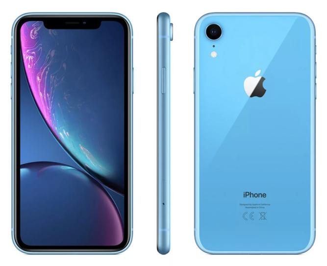 Apple iPhone Xr 64GB с стабилизацией