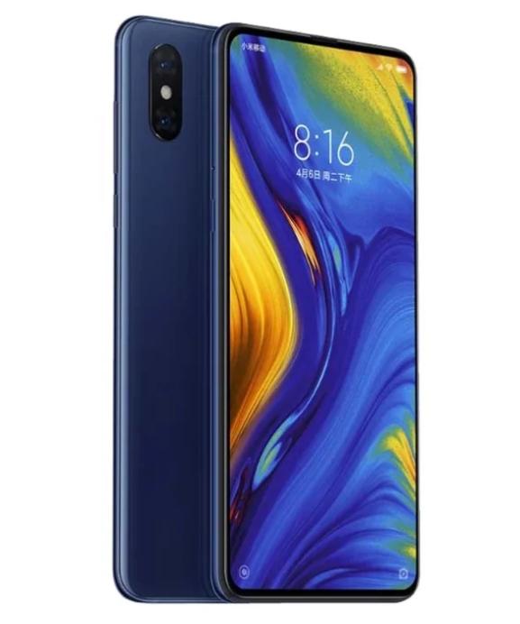 Xiaomi Mi Mix3 6/128GB с стабилизацией