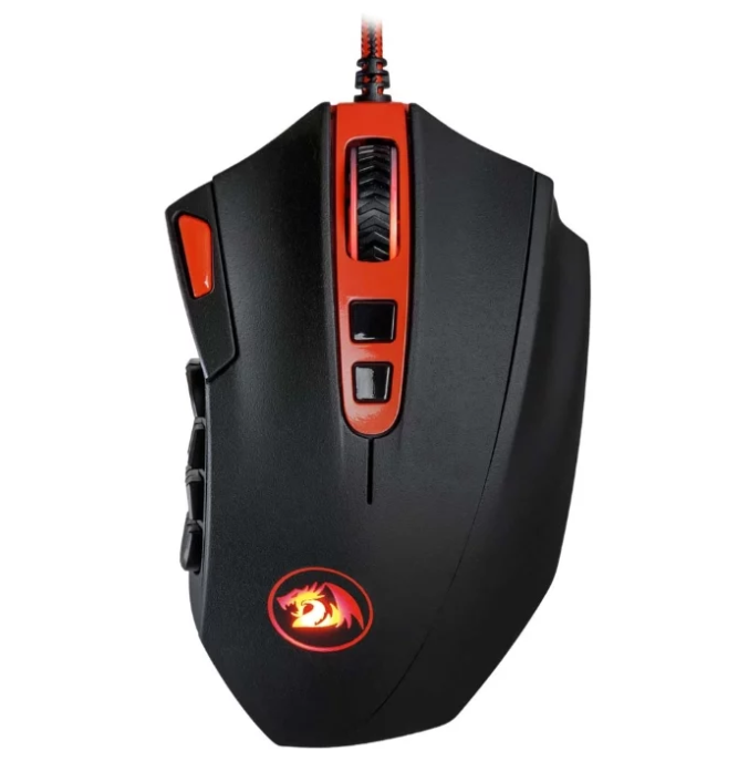 игровая Redragon Firestorm Black-Red USB