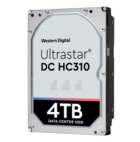 Western Digital Ultrastar DC HC310 4 TB (HUS726T4TALE6L4)
