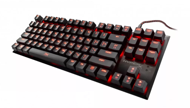 HyperX Alloy FPS (Cherry MX Blue) Black USB