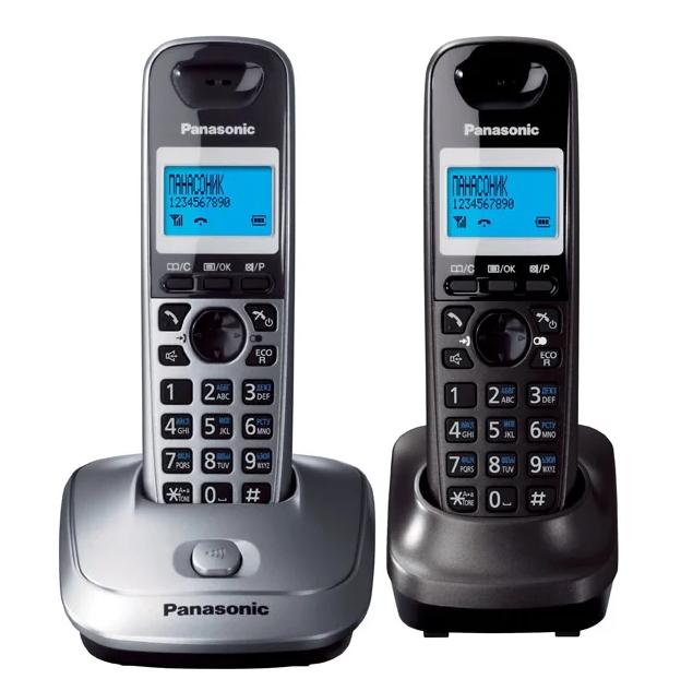 Модель от Panasonic KX-TG2512