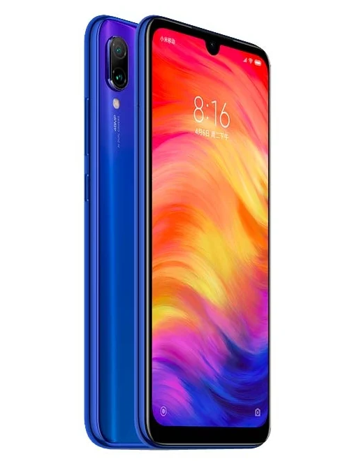 Xiaomi Redmi Note 7 3/32GB с маркета
