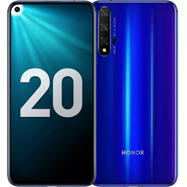 Honor 20 6/128GB с маркета