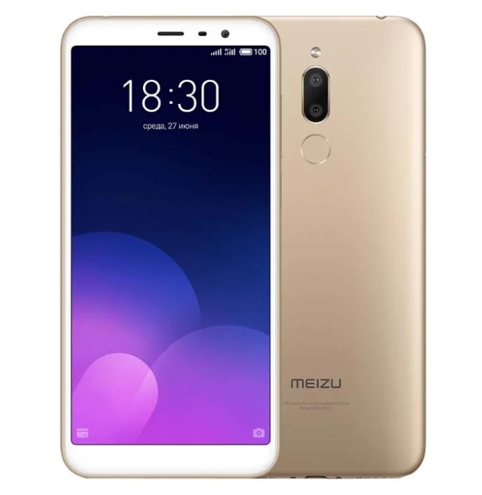 Meizu M6T 2/16GB до 100