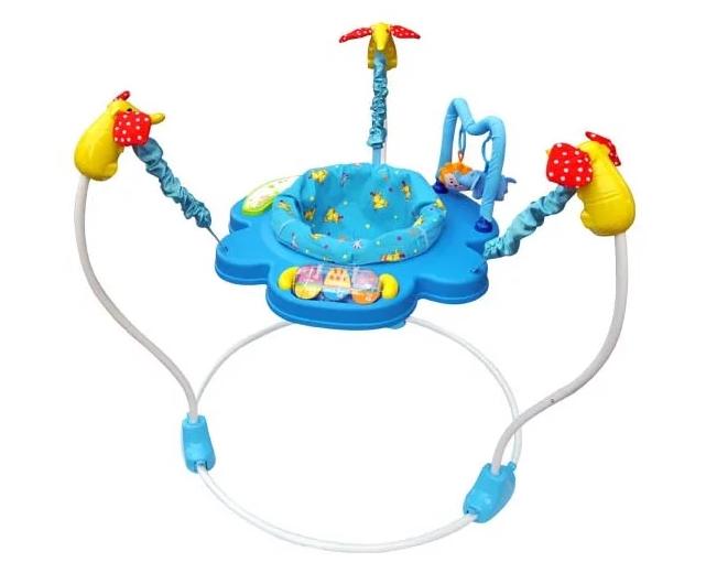 Ходунки-прыгунки La-Di-Da Blue Circus