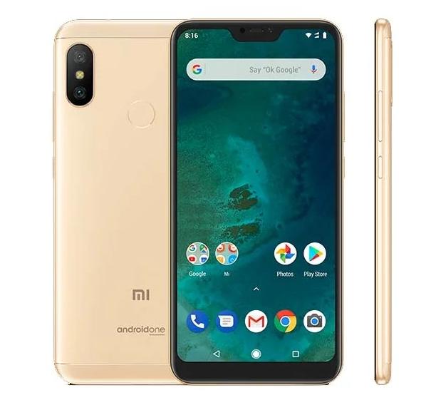 Xiaomi Mi A2 Lite 3/32 Gb с челкой