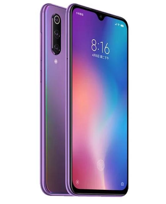 Xiaomi Mi9 SE 6/64 Gb с челкой