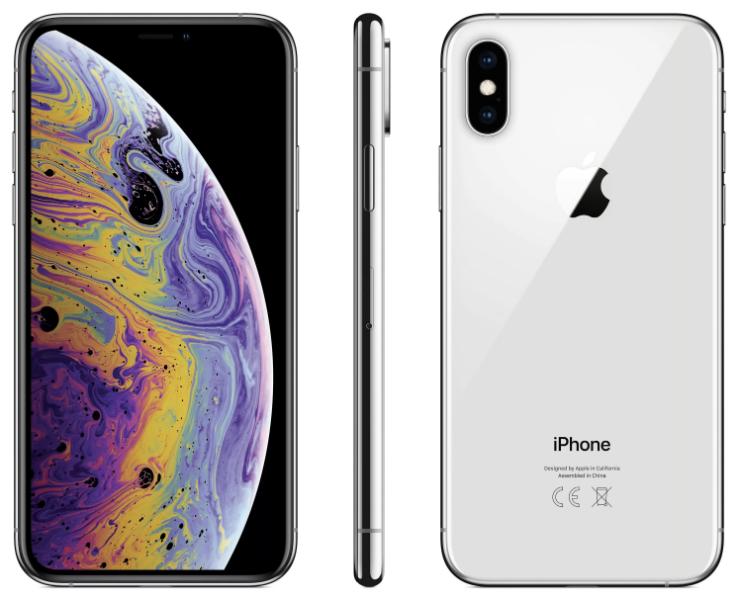 Apple iPhone XS 64 Gb с челкой