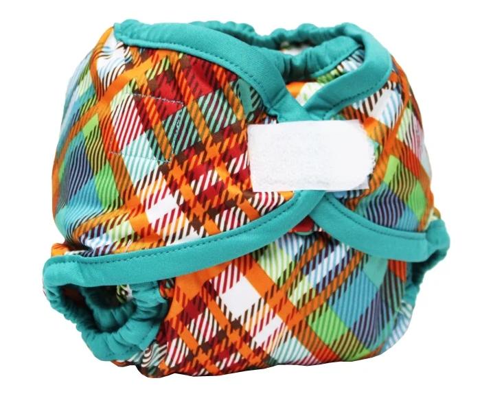 Kanga Care подгузники Aplix Cover Newborn (1,8-5,5 кг) 1 шт.