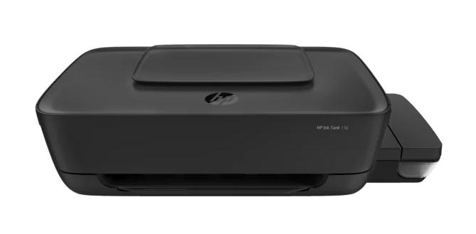 цветной HP Ink Tank 115