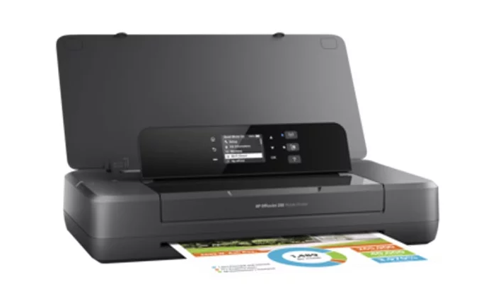 цветной HP OfficeJet 202