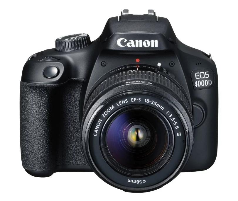зеркальный Canon EOS 4000D Kit