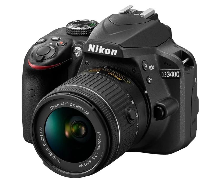 зеркальный Nikon D3400 Kit