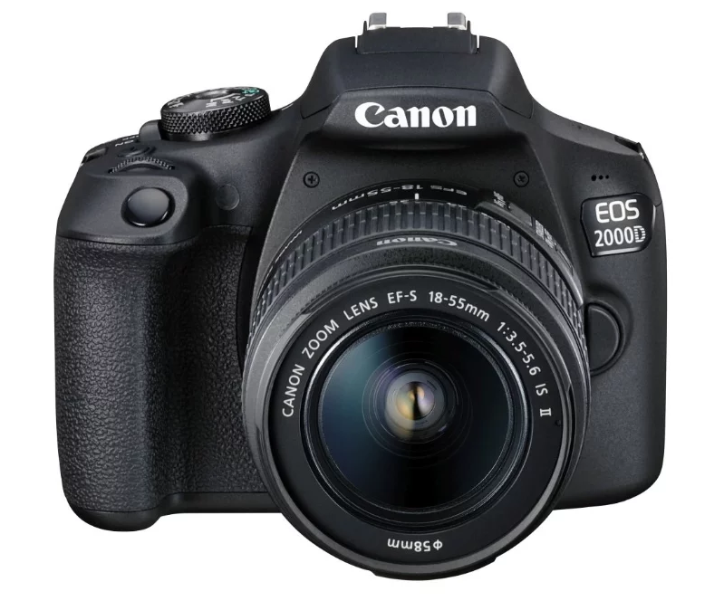 зеркальный Canon EOS 2000D Kit