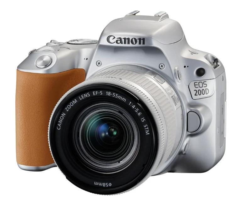 зеркальный Canon EOS 200D Kit