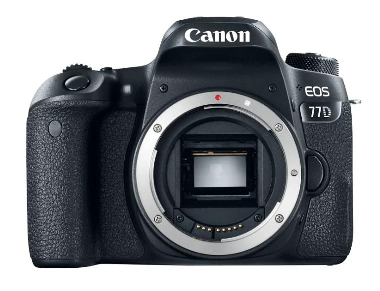 зеркальный Canon EOS 77D Body
