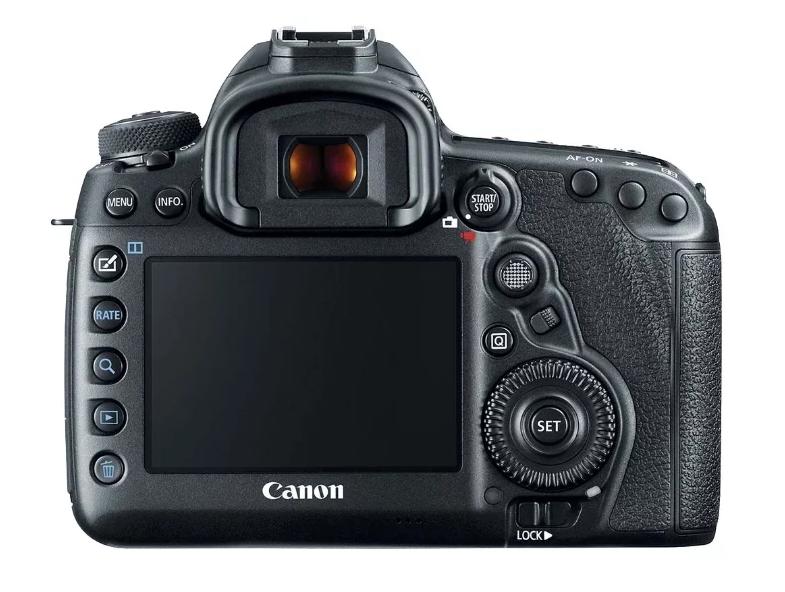 зеркальный Canon EOS 5D Mark IV Body
