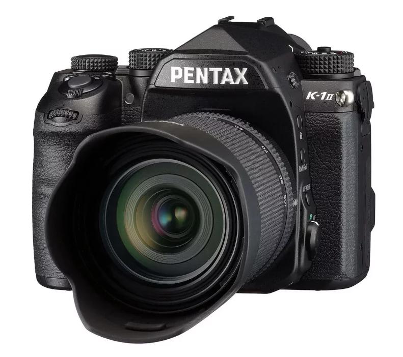 зеркальный Pentax K-1 Mark II Kit