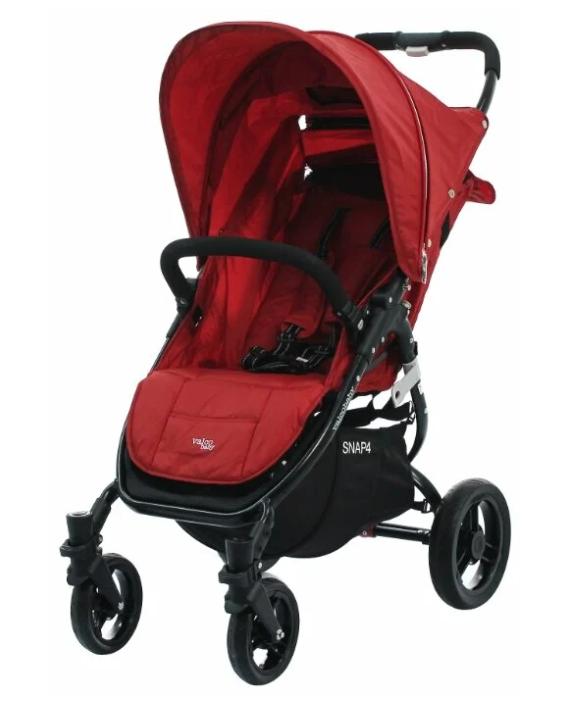 Прогулочная коляска Valco Baby Snap 4 для путешествий