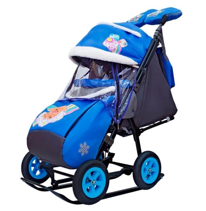 Санки-коляска Galaxy City-1-1