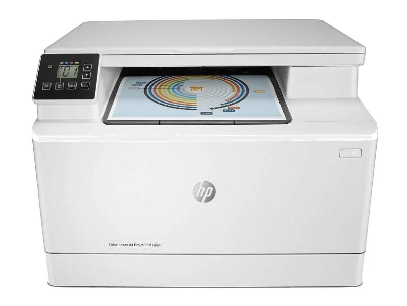 цветной HP Color LaserJet Pro MFP M180n