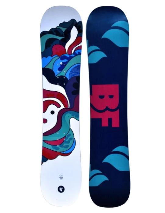 Сноуборд BF snowboards Young Lady (18-19)